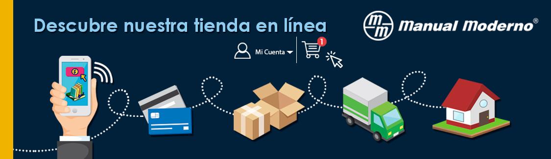 Descubre nuestra tienda en línea, compras seguras y entrega en tu domicilio en un click