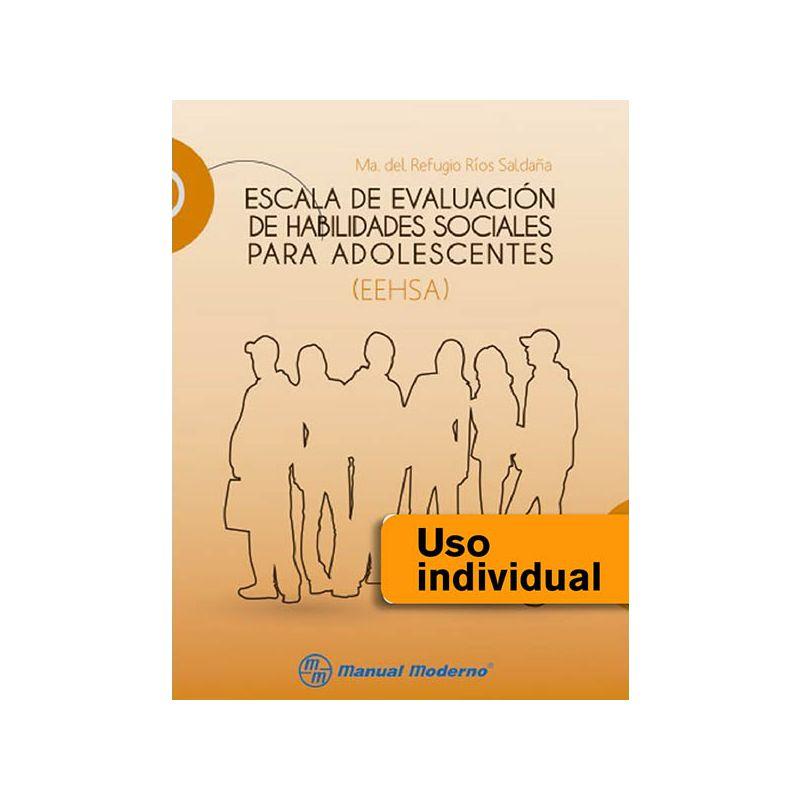 Tarjeta Uso Individual / Escala de evaluación de habilidades sociales para adolescentes