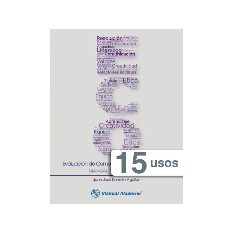 Tarjeta electrónica / Evaluación de competencias organizacionales ECO