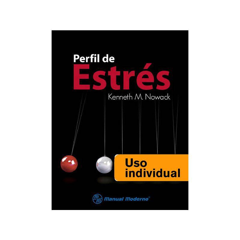 Tarjeta Uso Individual / Perfil de estrés