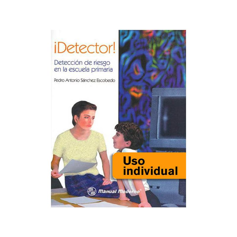 Tarjeta Uso Individual / ¡Detector! Detección de riesgo en la escuela primaria
