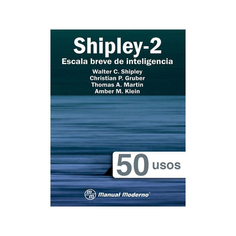 Tarjeta electrónica  / Escala Breve de Inteligencia Shipley-2