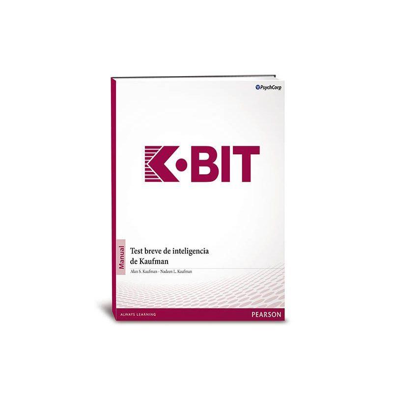 K-BIT, Test Breve de Inteligencia de KAUFMAN
