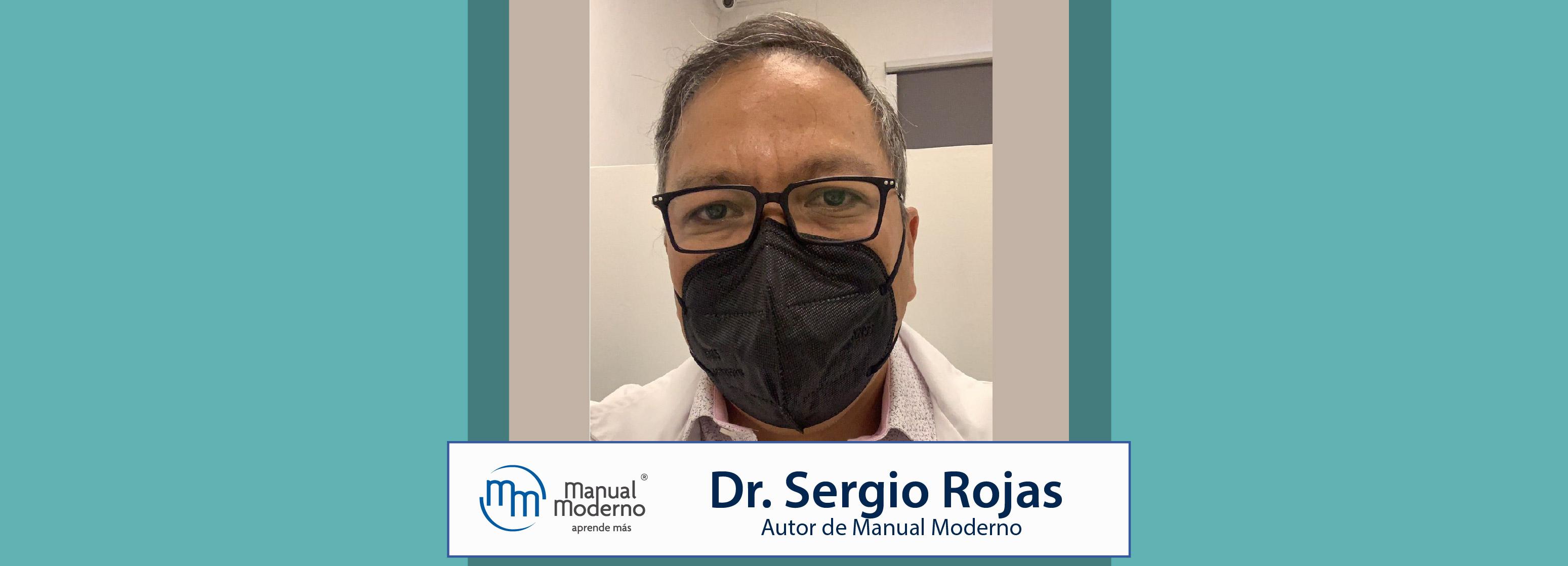 Nuestros Autores. Dr. Sergio Rojas