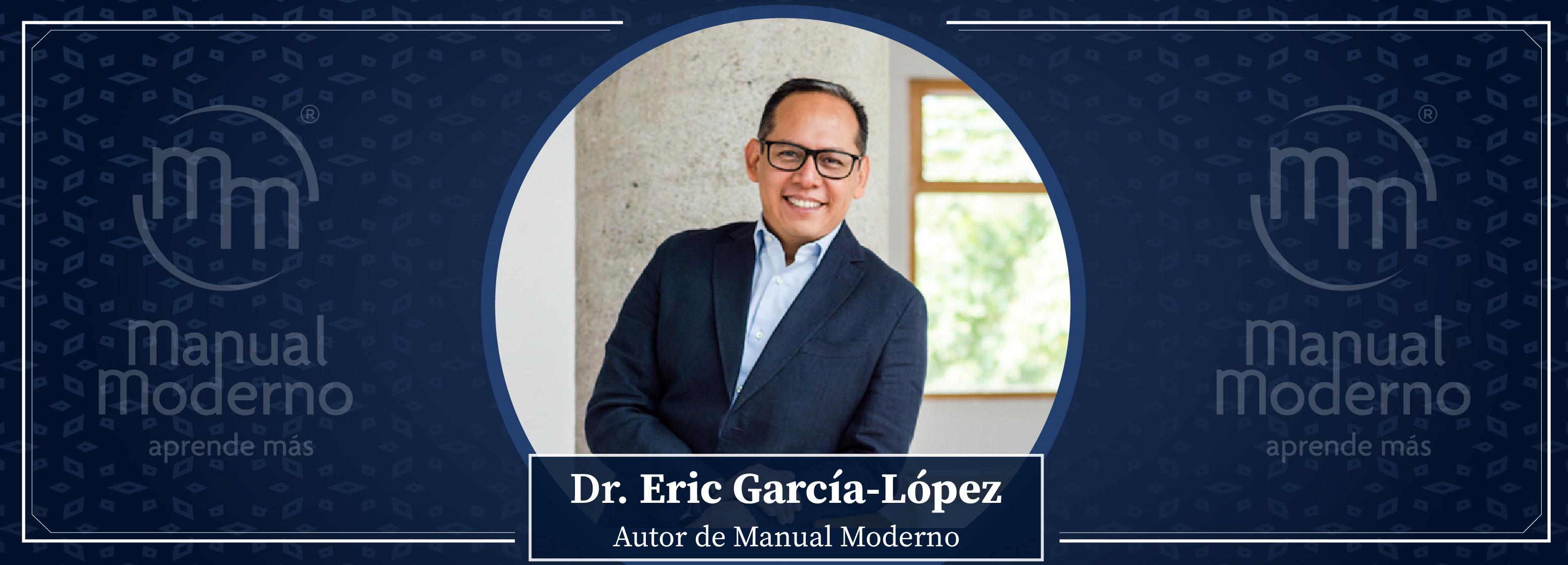 Nuestros Autores. Dr. Eric García-López
